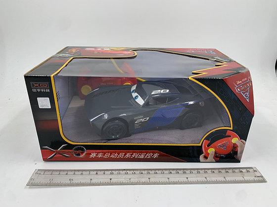 מכונית ספידי מקווין על האש