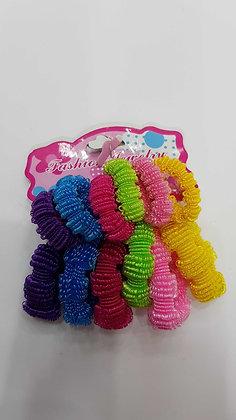 גומיות צבעוניות