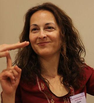 Charis Charalambous Psychologist Trainer Consultant