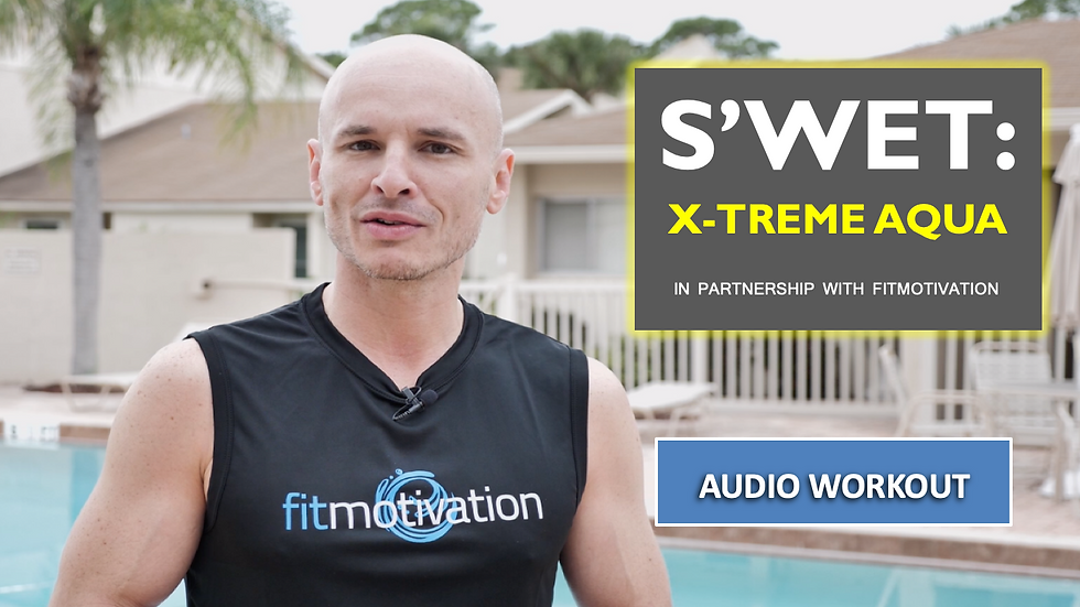 Xtreme Aqua Audio Workout