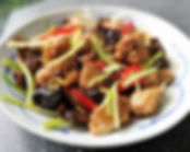 6.Fried Shredded Pork with Fungus Sprout