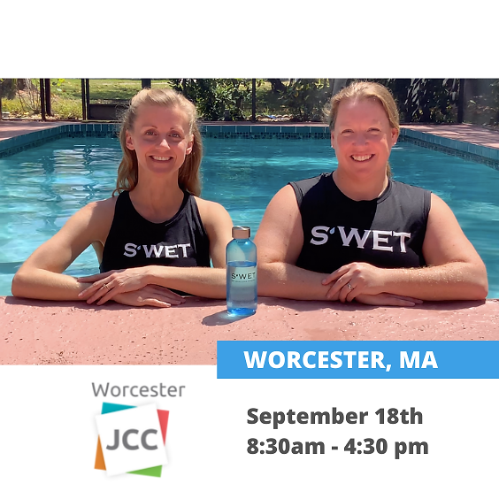 Worcester, MA - S'WET™ Instructor Training