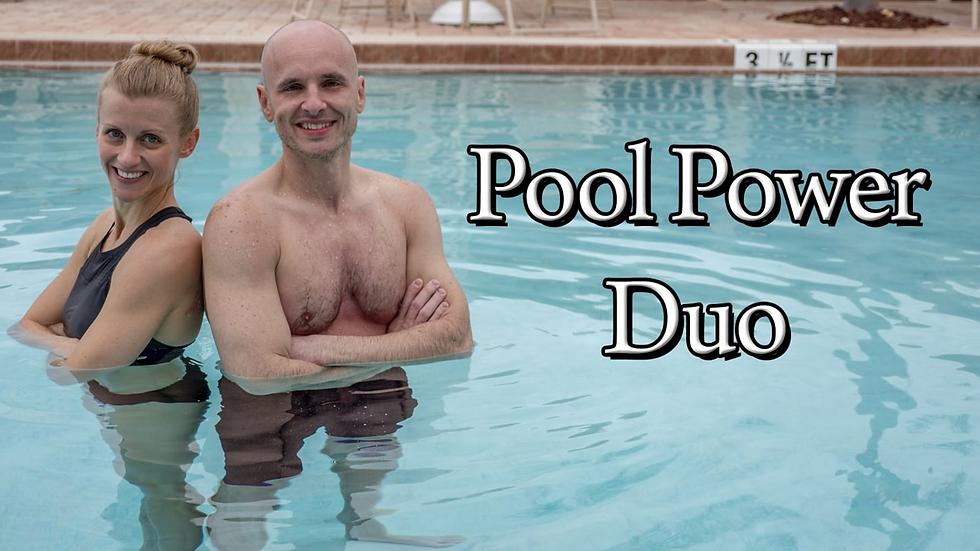 Pool Power Duo
