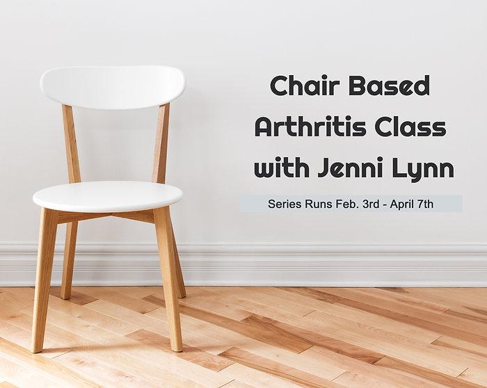 Chair Based Arthritis Class