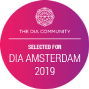 Sticker selected for DIA AMSTERDAM 2019[
