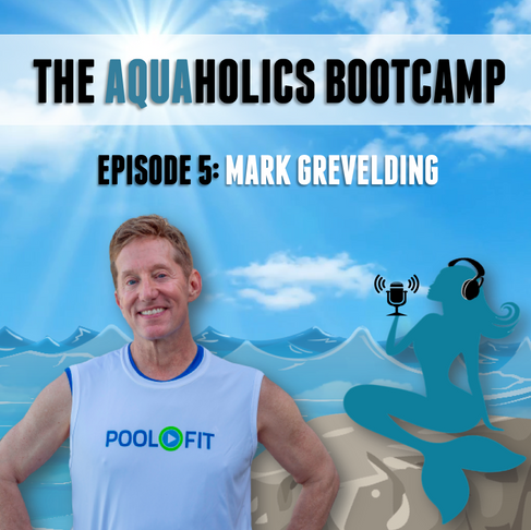 How A Chain-Smoking Journalist Became an International Icon for Aqua Fitness