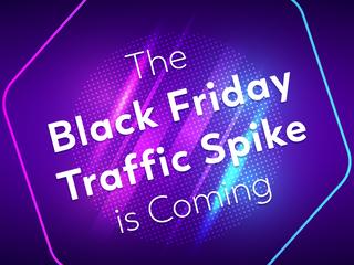 O Black Friday está escalando!