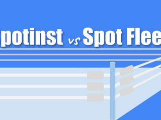 Por que usar Spotinst se o Spot Fleet é de graça?