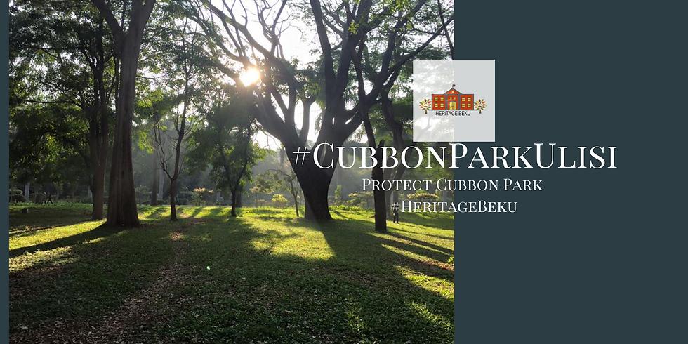 HeritageBeku Cubbon Park Run