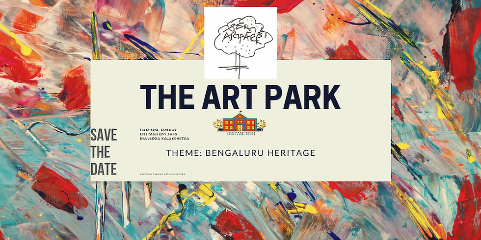 The Art Park with #HeritageBeku - 12 Jan