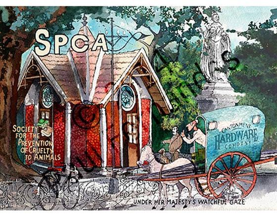 Preserve SPCA Heritage Structure at Cubbon Park
