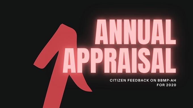 2020 Citizen Feedback on BBMP-Animal Husbandry