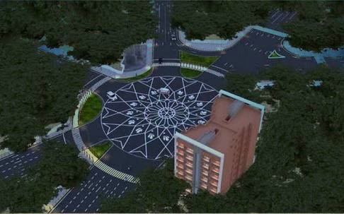 Basaveswara Circle Redesign