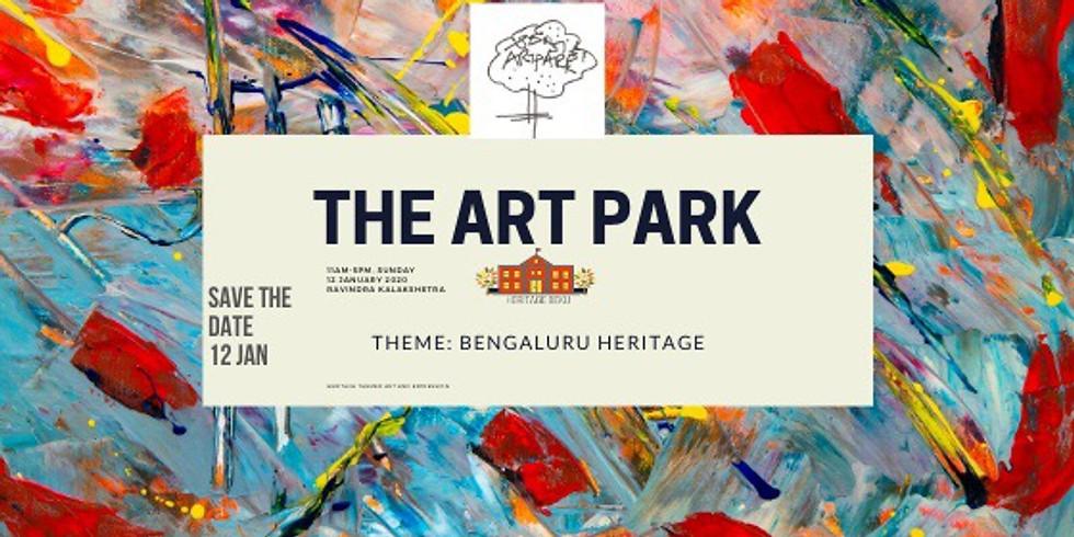The Art Park with #HeritageBeku