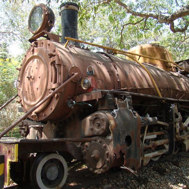 Indian Locomotive Lore