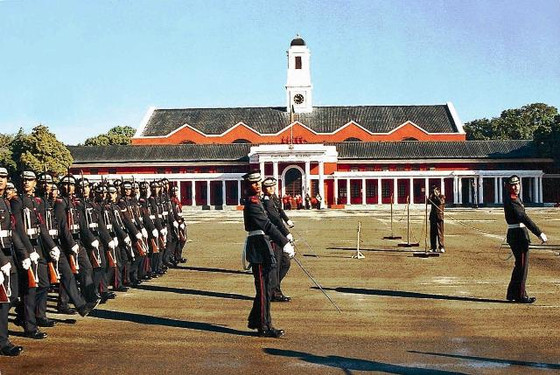Military Traditions and Heritage structures