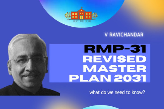 RumPumPum on RMP31? - V Ravichandar sheds light