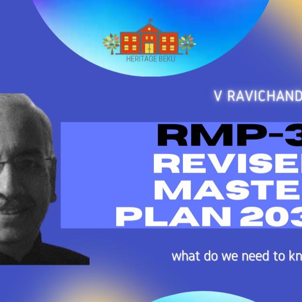 Rumpumpum about new RMP 31? V Ravichandar explains.