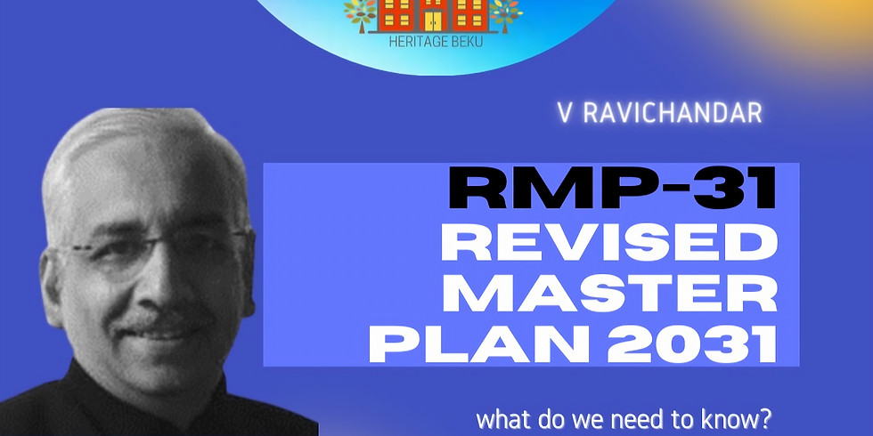 Rumpumpum about new RMP 31? V Ravichandar explains.