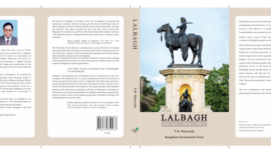 New book on Lalbagh