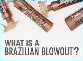 Learn what a Brazilian blowout is!