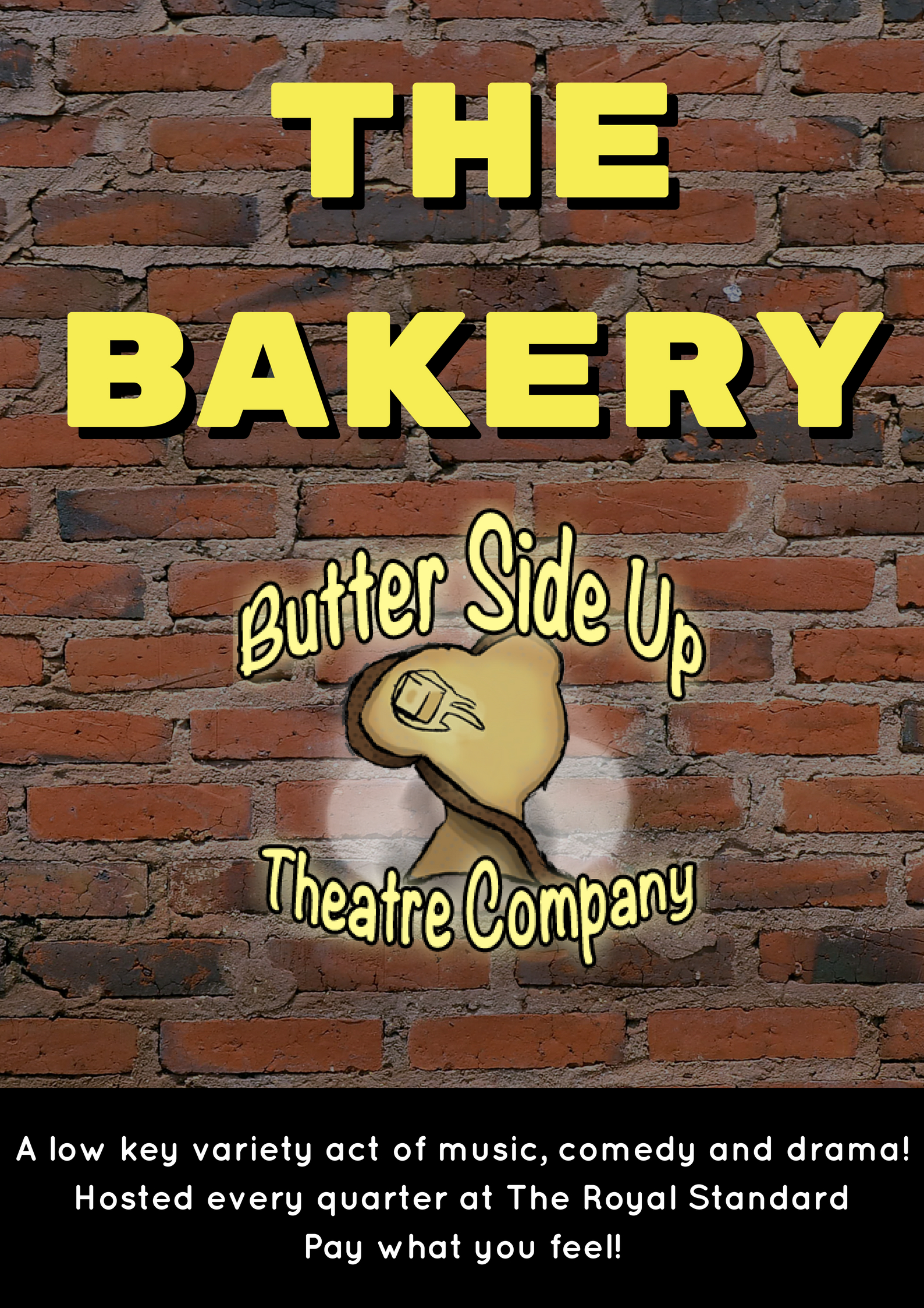 The Bakery Poster