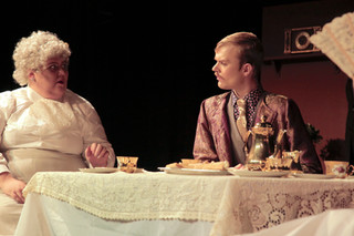 The Importance Of Being Earnest  Performed in Sheffield July 2019 by Butter Side Up Theatre Company