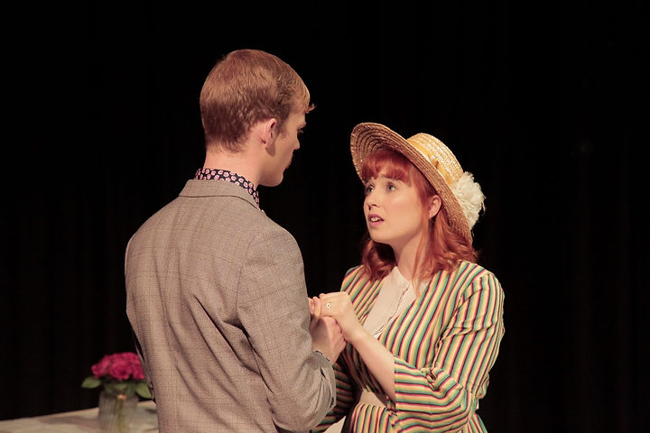 The Importance of Being Earnest - Heather Gibb and Matt Skelton