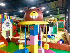 盈匯坊波波池 R-Play House