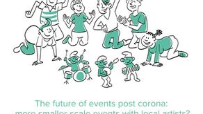 The future of events post corona