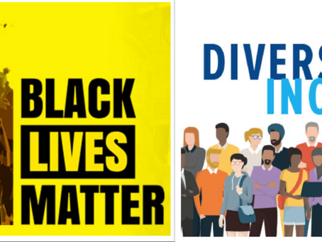 Because Black Lives Matter, So too Must Diversity & Inclusion