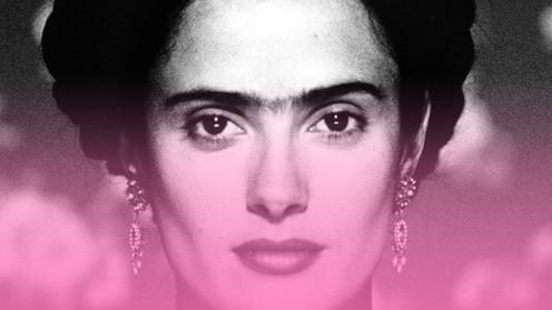 41. Frida Kahlo - Frida (2002)