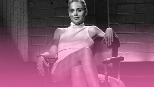34. Catherine Tramell – Basic Instinct (1992)