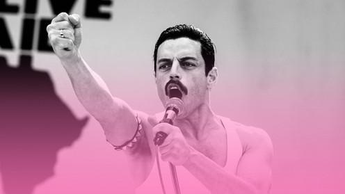 46. Freddie Mercury - Bohemian Rhapsody (2018)