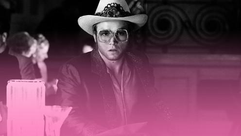 29. Elton John - Rocketman (2019)
