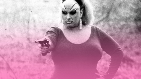 14. Divine - Pink Flamingos (1972)