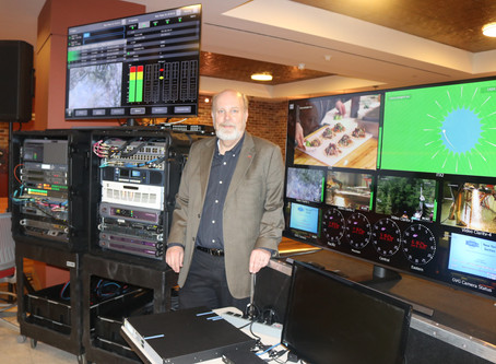 Successful Live ST 2110 Demo at SMPTE NY Meeting - June 6