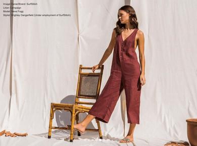 SurfStitch Linen Campaign