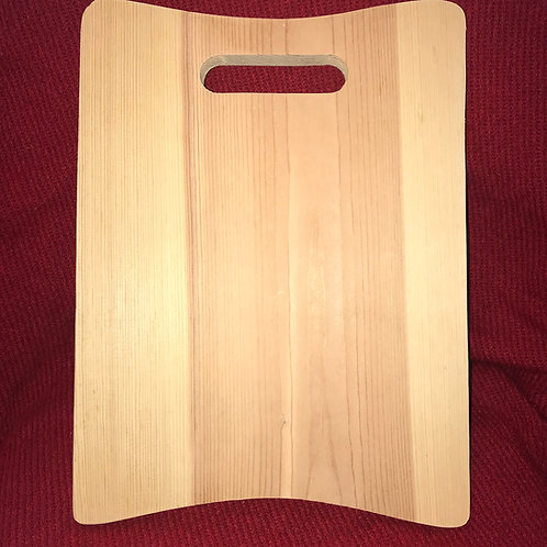 Pine Wood Cutting Board
