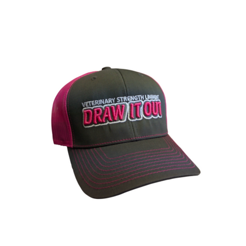 Draw It Out Ball Cap