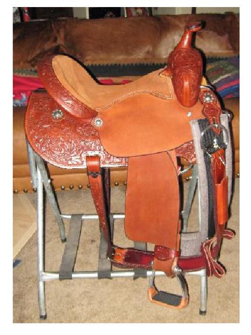 Ed Wright Saddle