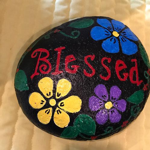Blessed Garden Rock