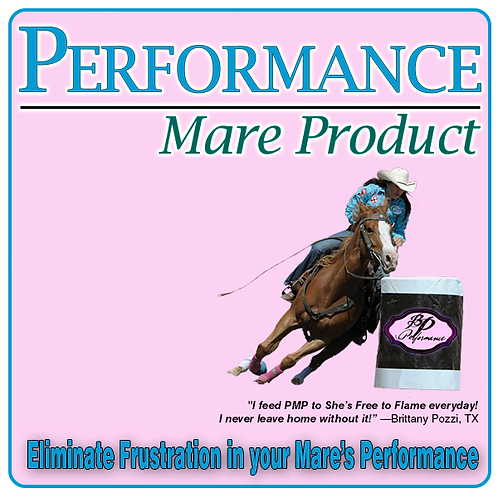 Performance Mare Product (PMP) for Horses