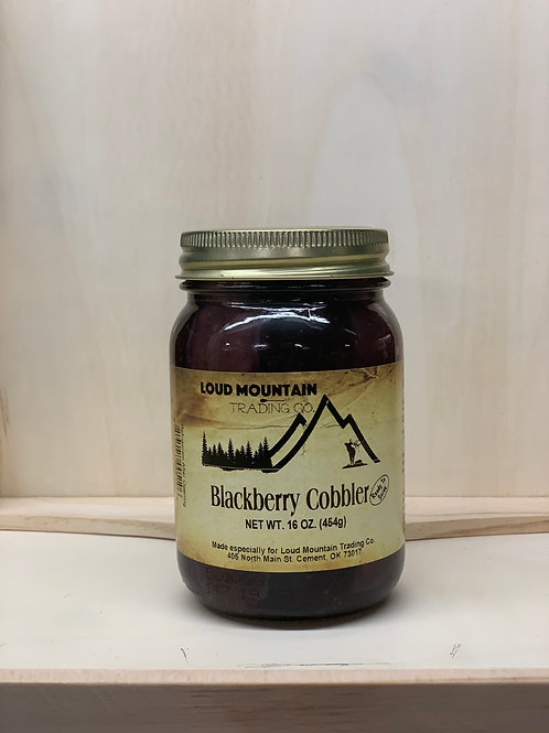 LM Blackberry Cobbler