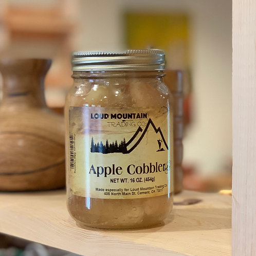 LM Apple Cobbler