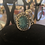 Thumbnail: Sterling Silver & Turquoise Ring