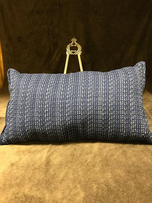 Small Navy Blue Pillows