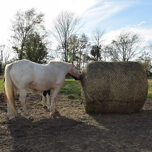 Tough 1 Deluxe 6ft x 6ft Round Bale Slow Feed