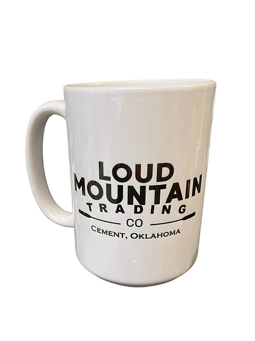 Loud Mountain Coffee Mug