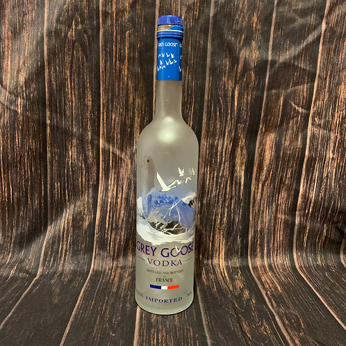 Grey Goose Vodka Cordless Bottle Lamp
